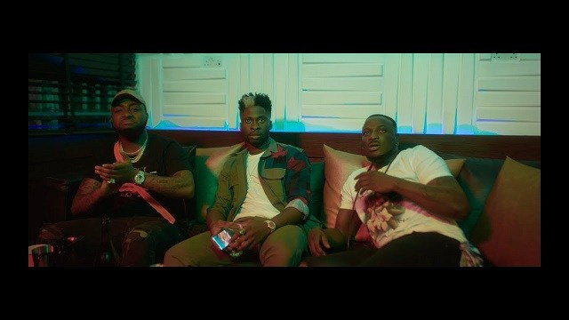 VIDEO: DJ Ecool - 4U ft. Davido & Peruzzi