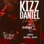 "Kizz Daniel Ready To Shut Down London ""Indigo At The 02"""