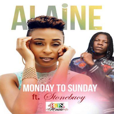Alaine ft. Stonebwoy - Monday To Sunday Mp3 Audio