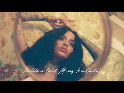 Kehlani - Footsteps ft. Musiq Soulchild Mp3 Audio