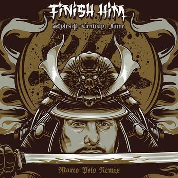 Planit Hank - Finish Him (Marco Polo Remix) Ft. Styles P, Conway & Lil Fame Mp3 Audio