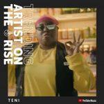 """Trending Artist on the Rise"" – Teni Got YouTube Recognition"