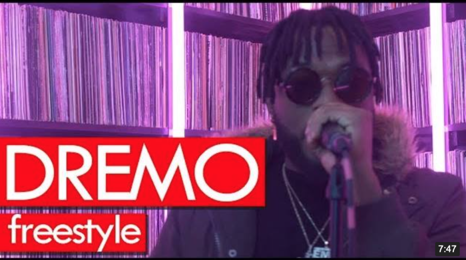 VIDEO: Watch Dremo Freestyle On Westwood Crib Session Mp4