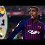 VIDEO: Ваrсеlоnа vs Rеаl Маdrid 1-1 Copa Del Rey 2019 Goals & Highlights