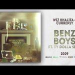 DOWNLOAD MP3: Wiz Khalifa & CurrenSy – Benz Boys Ft. Ty Dolla Sign (2009)