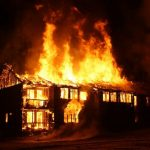 Hired Thugs Set INEC Office Ablaze In Imo State