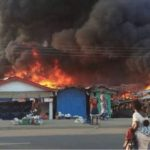 Not Again! Another Outburst Fire Hits Lagos Today!