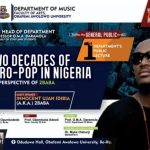 Amidst Blackface War, 2Baba Is Being Honoured At Obafemi Awolowo University (Photos)