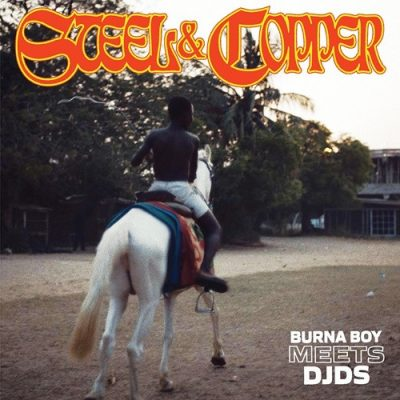 Burna Boy Ft. DJDS - 34 Mp3 Audio Download