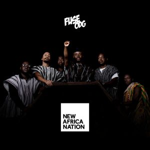 Fuse ODG - New Africa Nation (Full Album) Zip Mp3 Download