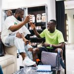 """""""Wish I Can Play For Man City"""" – Hushpuppi Says As He Pictured With Benjamin Mendy"""