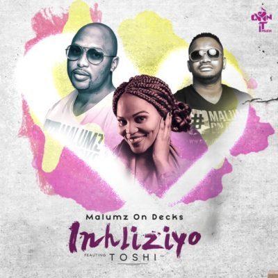 Malumz on Decks - Inhliziyo ft. Toshi Mp3 Audio Download