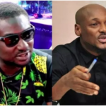See The Reason Why Blackface Called 2face A Gay in his diss track