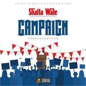 Shatta Wale - Campaign Mp3 Audio Download