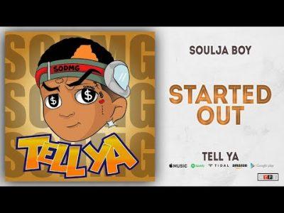 Soulja Boy - Started Out + Pocket Rocket Mp3 Audio Download