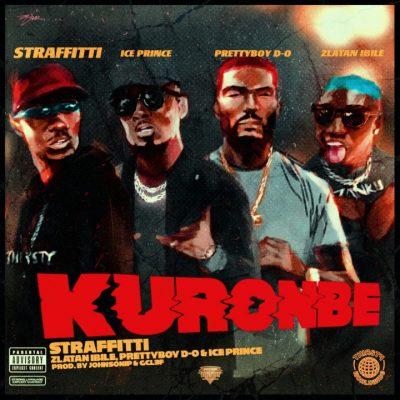 Straffitti ft. Zlatan, PrettyBoy D-O & Ice Prince - Kuronbe Mp3 Audio Download