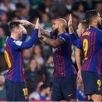 VIDEO: Barcelona Vs Real Betis 4-1 LA Liga 2019 goals Highlights