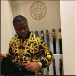 Hushpuppi Acquires $150,000 Richard Mille Watch (See photos)