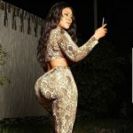 """""""When all your problems are behind you"""" – Uche Jombo To Daniella Okeke's Huge Bum Bum Photo"""