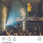 Shatta Wale Enliven Davido's Entrance At The O2 Arena, OBO React