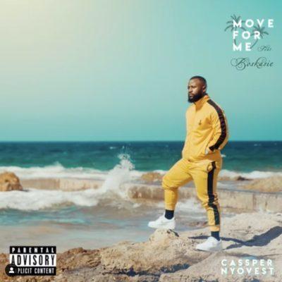 Cassper Nyovest - Move For Me ft. Boskasie Mp3 Audio Download