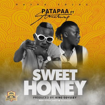 Patapaa - Sweet Honey ft. Stonebwoy Mp3 Audio Download