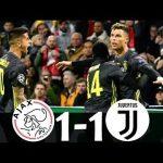 VIDEO: Ajax vs Juventus 1-1 UCL 2019 Goals Highlights