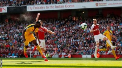 VIDEO: Arsenal Vs Crystal Palace 2-3 EPL 2019 Goals Highlights Mp4 Download