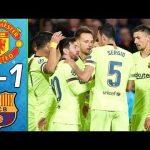 VIDEO: Barcelona Vs Manchester United 1-0 UCL 2019 Quarter Finals Goals Highlights