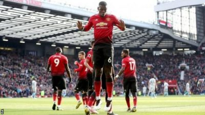 VIDEO: Manchester United vs West Ham 2-1 EPL 2019 Goals Highlights Mp4 Download