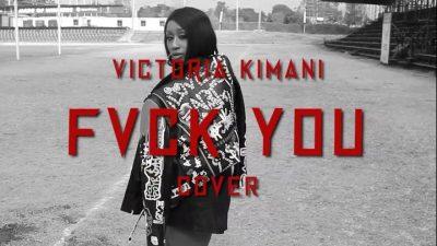 Victoria Kimani - Fvck You Cover (YCee Diss) Mp3 Audio Download Fuck You Kiss Daniel