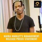 Naira Marley's Management Releases Official Statement Concerning his Arrest