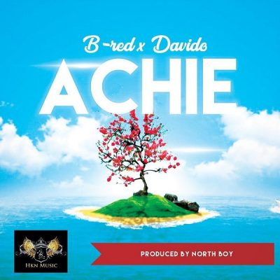 B-Red ft. Davido - Achie Mp3 Audio Download
