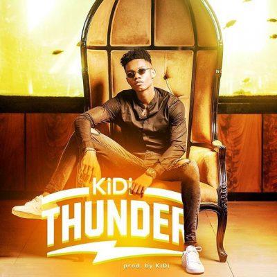 KiDi - Thunder Mp3 Audio Download