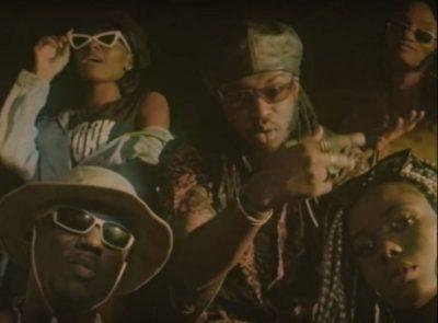 VIDEO: BOJ ft. Kwesi Arthur, Darko Vibes & Joey B - Awolowo Mp4 Download