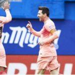 VIDEO: Eibar Vs Barcelona 2-2 LA Liga 2019 Goals Highlights
