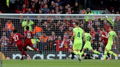 VIDEO: Liverpool Vs Barcelona 4-0 UCL 2019 Goals Highlights Mp4 Download