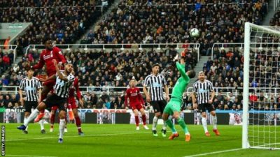 VIDEO: Liverpool Vs Newcastle 3-2 EPL 2019 Goals Highlights Mp4 Download