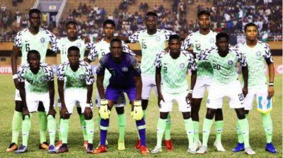 VIDEO: Nigeria Vs Qatar 4-0 U20 World Cup Goals Highlights Mp4 Download