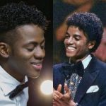 What Do You Have To Say About This Picture Of Late Micheal Jackson And Korede Bello?