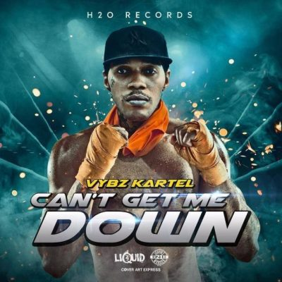 Vybz Kartel - Cant Get Me Down Mp3 Audio Download