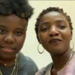 Simi And Teni Meet Each Other, Sets To Drop New Song (See Photo)