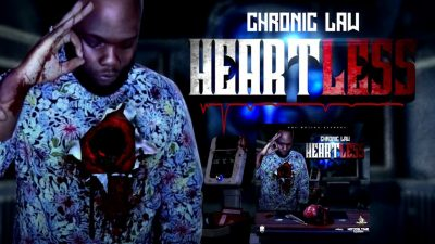 Chronic Law - Heartless (Prod. by Motion Records) Mp3 Audio Download