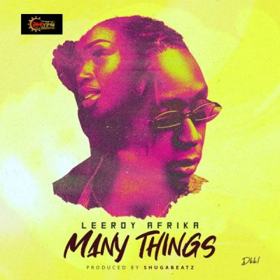 Leeroy Afrika - Many Things Mp3 Audio Download