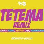 Rayvanny Ft. Pitbull, Mohombi, Jeon & Diamond Platnumz – Tetema (Remix)