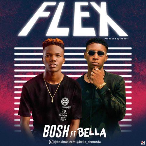 Bosh Ft. Bella Shmurda - Flex Mp3 Audio Download