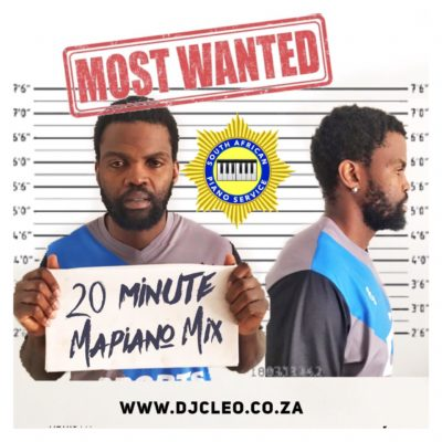 DJ Cleo - 2019 Spring Mapiano Mix Mp3 Audio Download