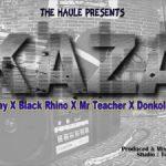Professor Jay ft. Black Rhyno, DonKoli, Mr Teacher & Simple X – KAZA