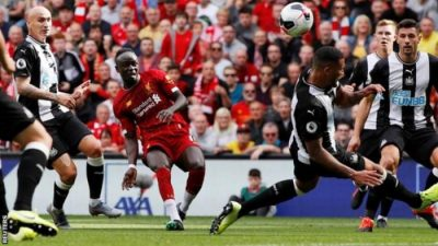 VIDEO: Liverpool Vs Newcastle 3-1 EPL 2019 Goals Highlights Mp4 3Gp HD Video Download