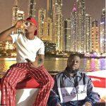 Wizkid & Hushpuppi Party Together In Dubai (Watch Video)